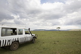 Masai Mara National Park, Kenya, East Africa, Africa Photographic Print by Angelo Cavalli
