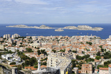 The City of Marseille Photographic Print by Frederic Soltan