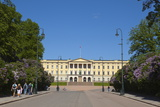 Royal Palace (Slottet), Oslo, Norway, Scandinavia, Europe Photographic Print by Doug Pearson