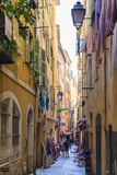 The Old Town, Nice, Alpes-Maritimes, Provence, Cote D'Azur, French Riviera, France, Europe Photographic Print by Amanda Hall