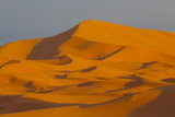 Sand Dunes, Sahara Desert, Merzouga, Morocco, North Africa, Africa Photographic Print by Doug Pearson