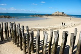 St Malo, Brittany, France Photographic Print by Jeremy Horner