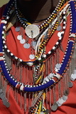 Masai Warrior, Masai Mara National Reserve, Kenya, East Africa, Africa Photographie par Angelo Cavalli