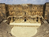 Bosra, Syria, Middle East Photographic Print by Ken Gillham