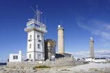 Lighthouse of Phare D'Eckmuhl, Penmarc'H, Finistere, Brittany, France, Europe Photographic Print by Markus Lange