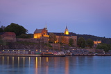 Akershus Fortress and Harbour, Oslo, Norway, Scandinavia, Europe Photographic Print by Doug Pearson