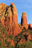 Rock Formations in Sedona, Arizona, United States of America, North America Photographic Print by Richard Cummins