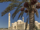 Al Fateh Grand Mosque, Manama, Bahrain, Middle East Photographic Print by Angelo Cavalli