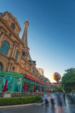 Paris Las Vegas Hotel and Casino Photographic Print by Alan Copson