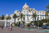 Hotel Negresco, Promenade Des Anglais, Nice Photographic Print by Amanda Hall