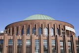 Concert Hall Tonhalle, Dusseldorf, North Rhine Westphalia, Germany, Europe Photographic Print by Markus Lange