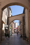 Street in Old Town, Saint-Tropez, Var, Provence-Alpes-Cote D'Azur, Provence, France, Europe Photographic Print by Stuart Black