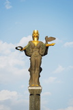 Sofia Monument, Sofia, Bulgaria, Europe Photographic Print by Christian Kober
