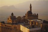 Castle Dogubayazit, Ishak Pasa Sarayi, Turkey - Kurdistan Photographic Print by Fred Friberg