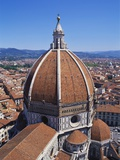 Duomo, Florence, Tuscany, Italy Photographic Print by Hans-Peter Merten