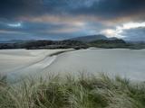 Lettergesh, Connemara, County Galway, Connacht, Republic of Ireland, Europe Fotografisk tryk af Ben Pipe