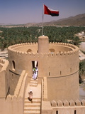 Rostaq Fort, Oman, Middle East Photographic Print by Rolf Richardson