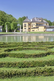 Hellbrunn Palace and Formal Garden Photographic Print by Markus Lange