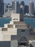 Museum of Islamic Art, Doha, Qatar, Middle East Photographic Print by Angelo Cavalli