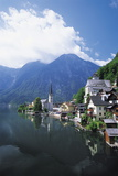 Hallstatt, Austria Photographic Print by Jean Brooks