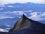Mt Kinabalu, Sabah, Borneo, Malaysia Photographic Print by Robert Francis