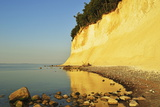 Sunrise at the Chalk Cliffs Photographic Print by Jochen Schlenker