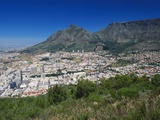 Cape Town and Table Mountain, South Africa Photographic Print by Gavin Hellier