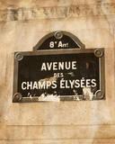 French Street I Posters par Emily Navas