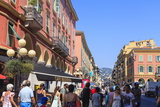Place Massena, Nice, Alpes-Maritimes, Provence, Cote D'Azur, French Riviera, France, Europe Photographic Print by Amanda Hall