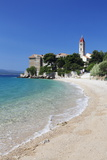 Dominican Monastery, Bol, Brac Island, Dalmatia, Croatia, Europe Photographic Print by Markus Lange