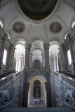 Caserta Royal Palace Entrance Hall and Stairs of the Royal Apartments Photographic Print by Oliviero Olivieri