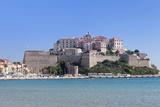 Citadel, Calvi, Balagne, Corsica, France, Mediterranean, Europe Photographic Print by Markus Lange