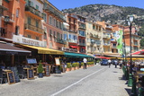 Villefranche-Sur-Mer, Alpes-Maritimes, Provence, Cote D'Azur, French Riviera, France, Europe Photographic Print by Amanda Hall