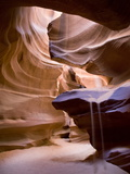 Antelope Canyon, Page, Arizona, United States of America, North America Fotografisk tryk af Ben Pipe