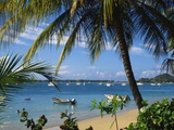 Reduit Beach, Rodney Bay, St Lucia, Caribbean Photographic Print by John Miller
