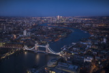 View from the Shard, London, England, United Kingdom, Europe Photographic Print by Ben Pipe