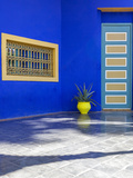 The Majorelle Gardens, Marrakech, Morocco, North Africa, Africa Photographic Print by Charlie Harding