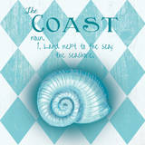 The Coast Posters af Andi Metz