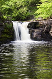 Upper Kisdon Force Near Keld Photographic Print by Mark Sunderland