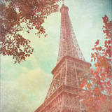 April in Paris I Print by Emily Navas