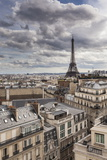 Eiffel Tower, Paris, France, Europe Photographic Print by Giles Bracher