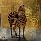 Expedition Square II Kunst av Patricia Quintero-Pinto