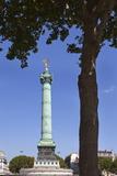 The July Column in Place De La Bastille, Paris, France, Europe Photographic Print by Mark Sunderland