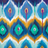 New Ikats II Posters by Patricia Quintero-Pinto