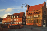 Evening Scene in the Old Town of Wismar Photographic Print by Jochen Schlenker