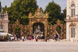 Place Stanislas, UNESCO World Heritage Site, Nancy, Meurthe-Et-Moselle, France, Europe Photographic Print by Julian Elliott