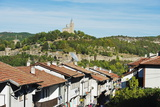 Tsarevets Fortress, Veliko Tarnovo, Bulgaria, Europe Photographic Print by Christian Kober