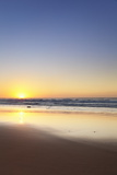 The Beach Playa Del Castillo at Sunset Photographic Print by Markus Lange