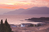 The Sound of Sleat During Sunrise from the Isle of Skye Photographic Print by Julian Elliott