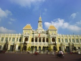 People's Committee Building, Ho Chi Minh City, Vietnam Photographic Print by Tim Hall